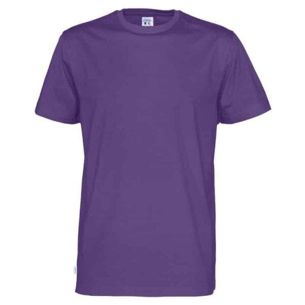Sunglobe-t-paidat-violetti ekologista puuvillaa