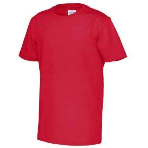Lasten t-paita ekologista puuvillaa 141023