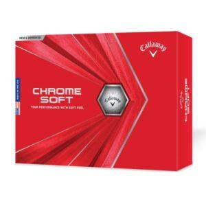 Golfpallot Callaway Chrome Soft 744610