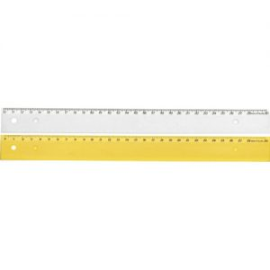Viivoitin 30 cm 01635