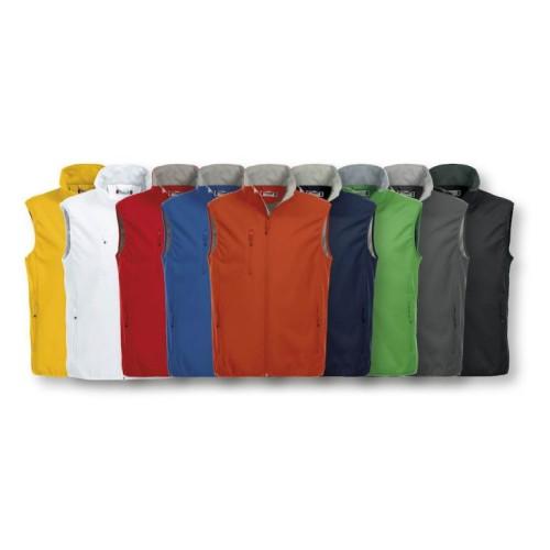 Miesten softshell -liivi Basic Softshell Vest 020911