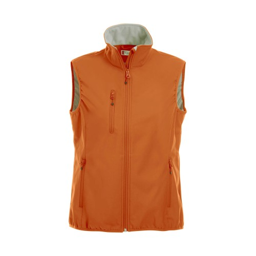 Basic Softshell Vest Ladies 020916