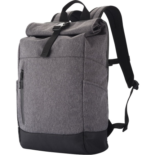 Clique Roll-Up Backpack 040220