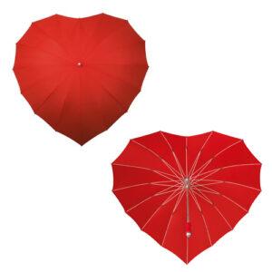 Sateenvarjo, sydän LR-8