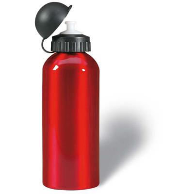 alumiinipullo KC1203 punainen
