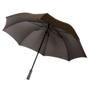 Golfsateenvarjo 7291 Rainmatic Black