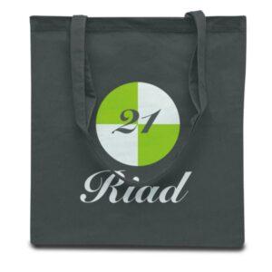 Puuvillakassi Riad 21
