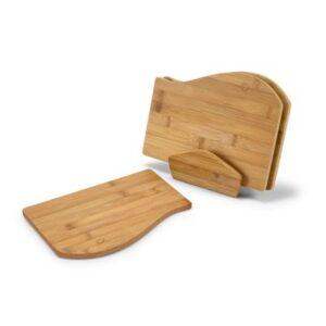 Leikkuulautasetti, Bambua 93992