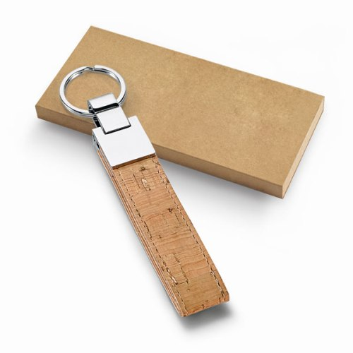 avaimenperä korkki materiaalista