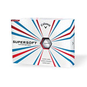 Golfpallot Callaway Supersoft 744608