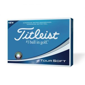 Golfpallot Titleist Tour Soft