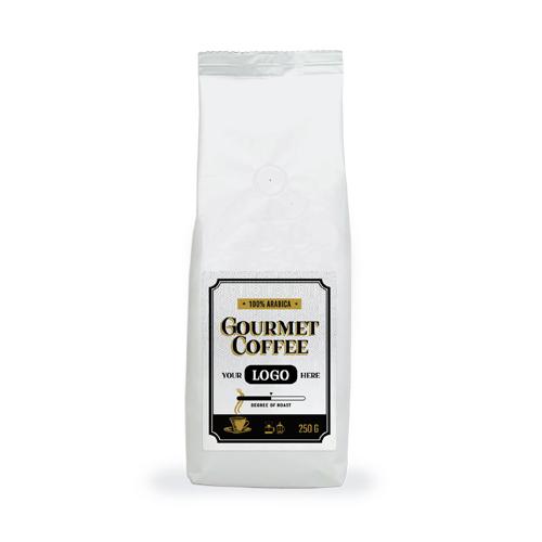 Kahvi 250g omalla etiketillä