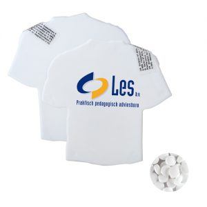 Pastillirasia T-shirt mintdispenser 501217