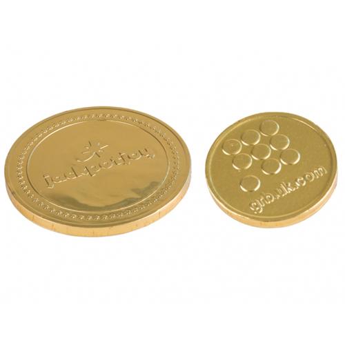 Suklaakolikot Chocolate Coins 1024