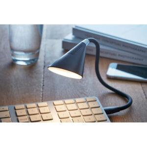 USB kosketuslamppu kaiuttimella The Lamp MO9453