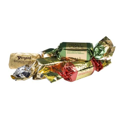 Suklaakonvehdit Vergani Assorted 51012