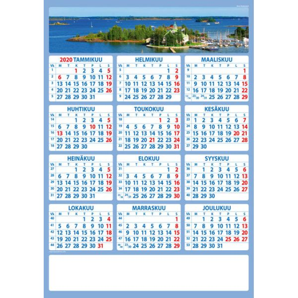 Kalenteri Maxi