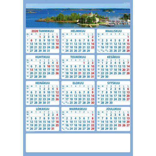 Pikku Maxi -kalenteri