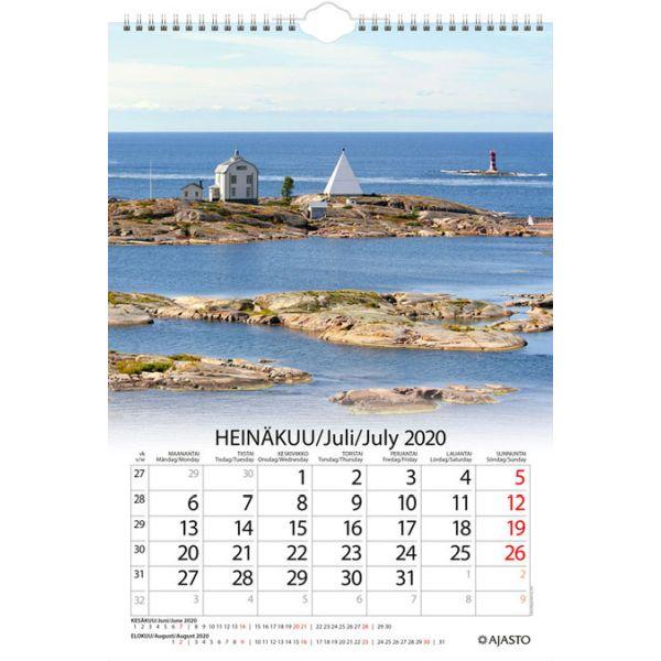 Seinäkalenteri Suomi