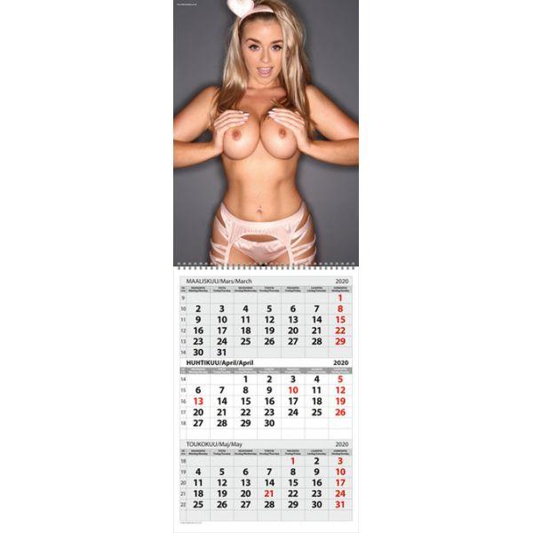 Kalenteri Tyttötrio