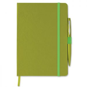 A5 Muistikirja kynällä MO8108