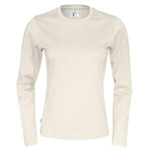 T-paita pitkähihainen naisten 141019