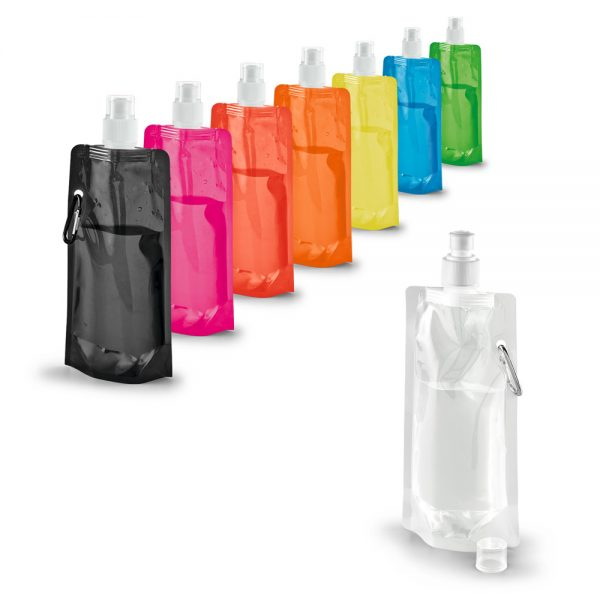 Kokoontaitettava pullo -Sunglobe mainoslahjat