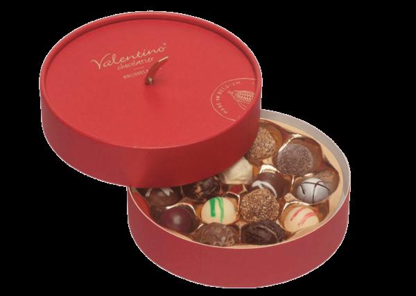 Liikelahja suklaarasia